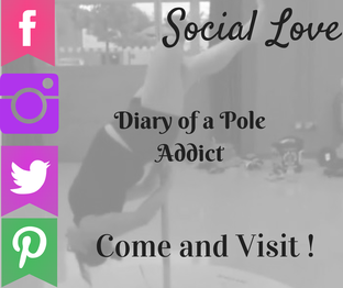 Diary of a Pole Addict Social Icons